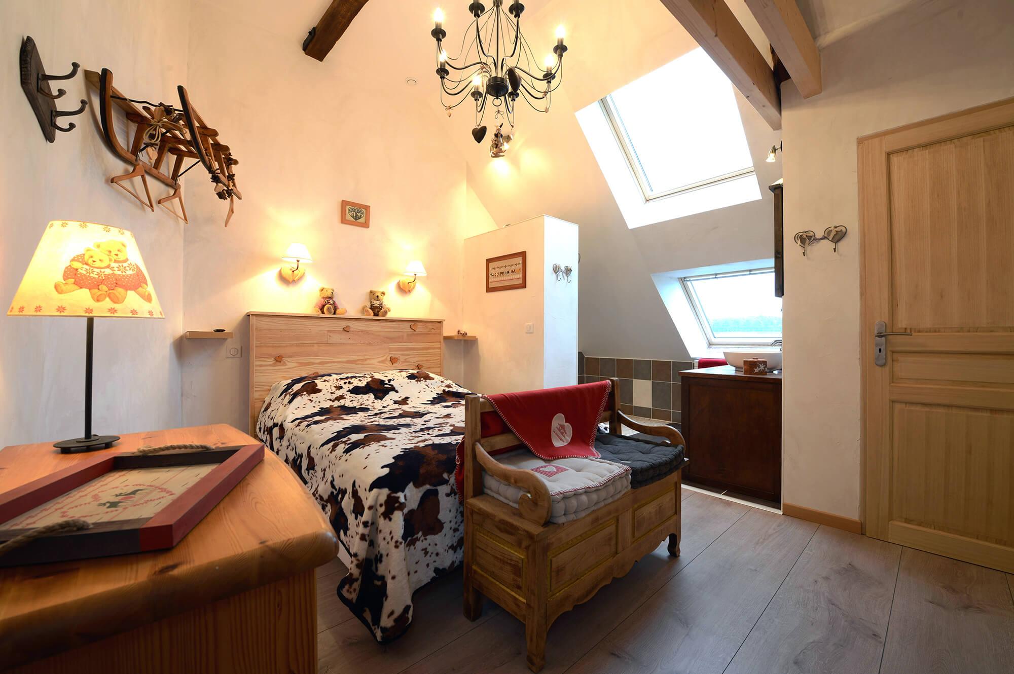 Chambre d'hôtes cosy et calme